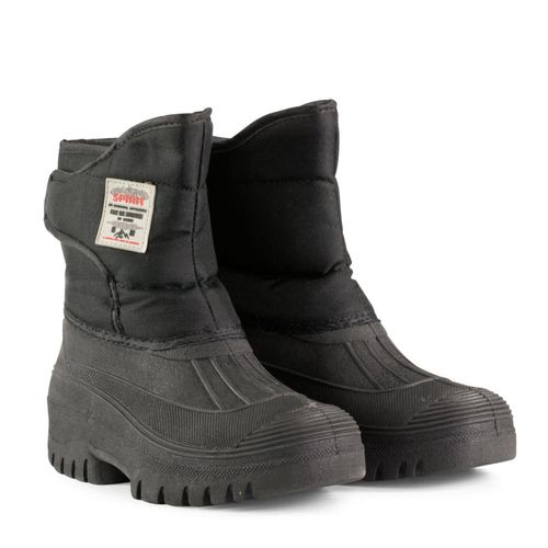 Horze Pro Thermo Stable Boots - Black