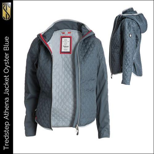 Tredstep Women's Athena Jacket - Oyster Blue