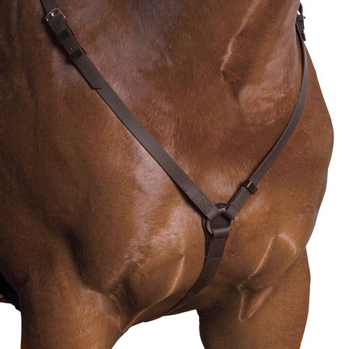 Wintec Breastplate - Brown
