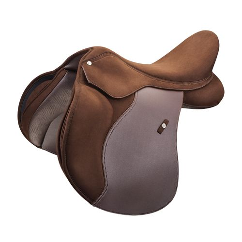Wintec 2000 High Wither All Purpose Saddle - Brown