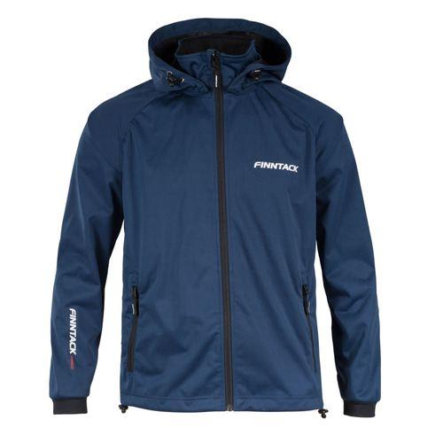 Finntack Pro Summer Club Jacket - Dark Blue