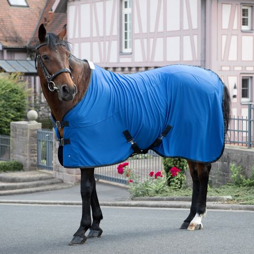 Horze Limited Edition Cooling Blanket - Royal Blue