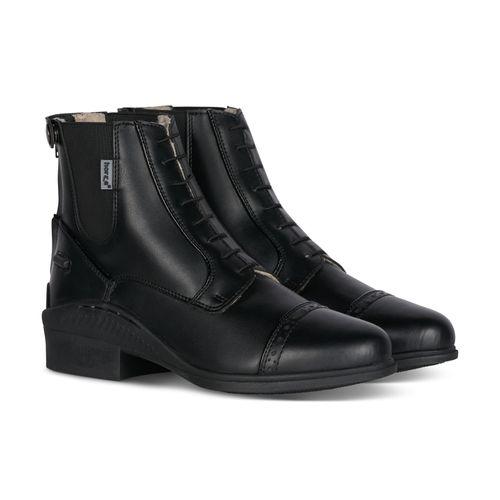Horze Women's Kilkenny Lux Winter Paddock Boots - Black