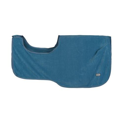 Horze Marquess Fleece Riding Blanket - Aegean Blue