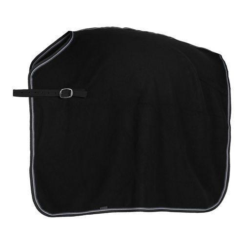 Horze Kiel Fleece Quarter Sheet - Black