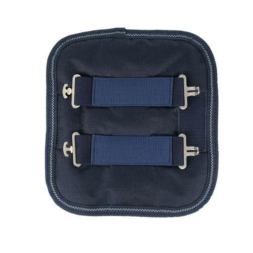Horze Avalanche Blanket Chest Extender - Peacoat Dark Blue