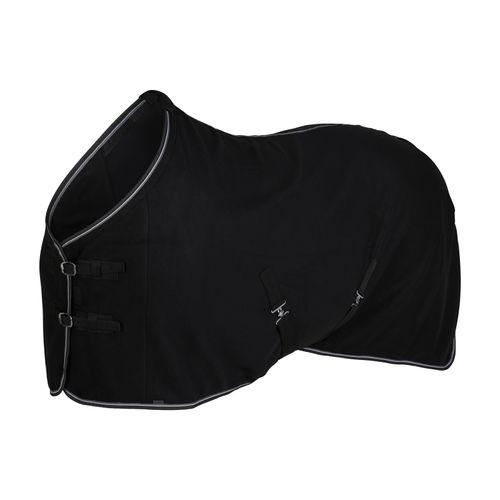 Horze Kiel Fleece Blanket - Black