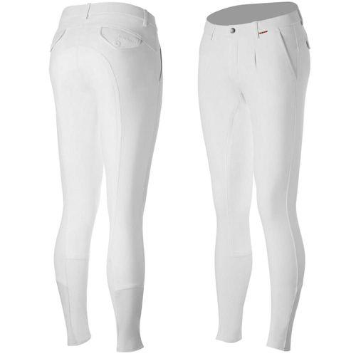 B Vertigo Men's Sander Full Seat Breeches - Bright White (((16669))) <<<en-US>>>