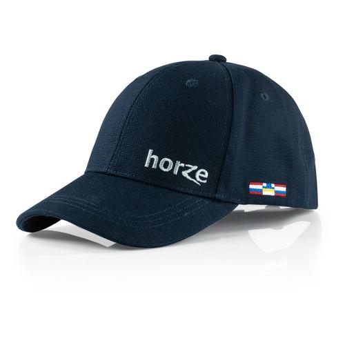 Horze Flag Logo Cap - Dark Navy
