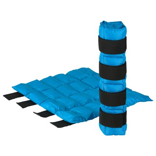 Horze Pro Cooling Therapy Ice Wrap Pair - Blue