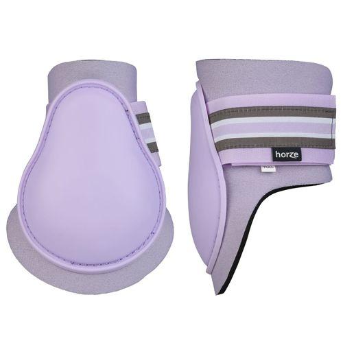 Horze Adepto Fetlock Boots - Languid Lavender Purple