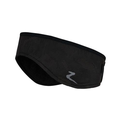 Horze Camo Luminox Headband - Black/Silver