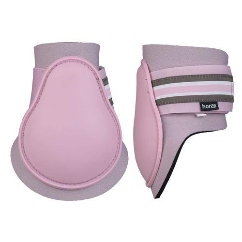 Horze Adepto Fetlock Boots - Dawn Pink