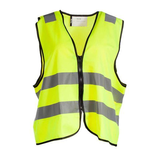 Horze Supreme Reflective Safety Vest - Yellow