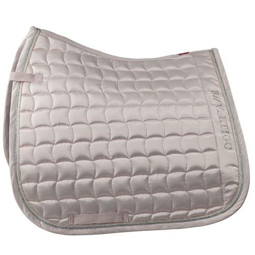 B Vertigo Winston Dressage Saddle Pad - Chalk Pink