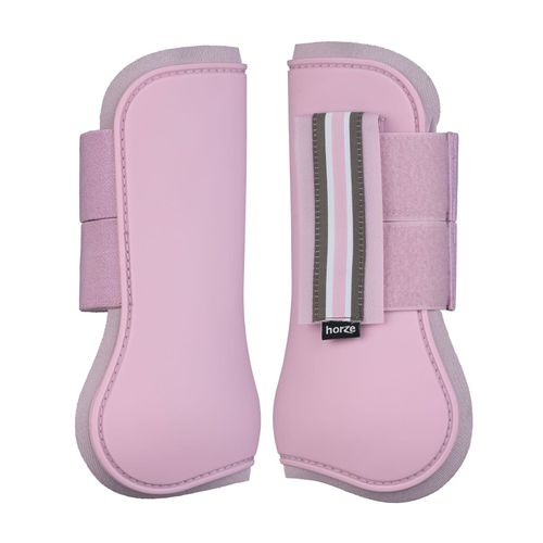 Horze Adepto Tendon Boots - Dawn Pink