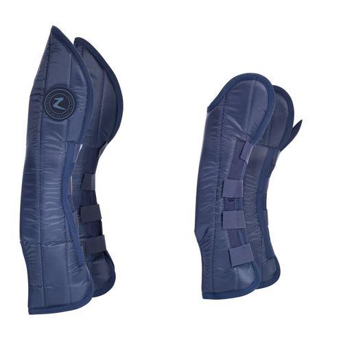 Horze Shipping Boots - Peacoat Dark Blue
