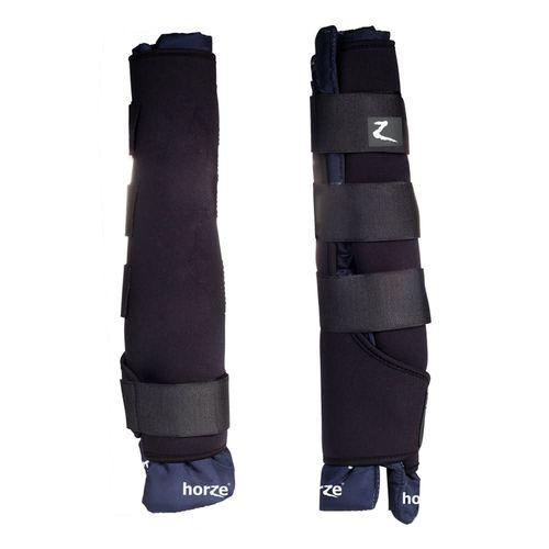 Horze Rear Stable Boots Pro - Black