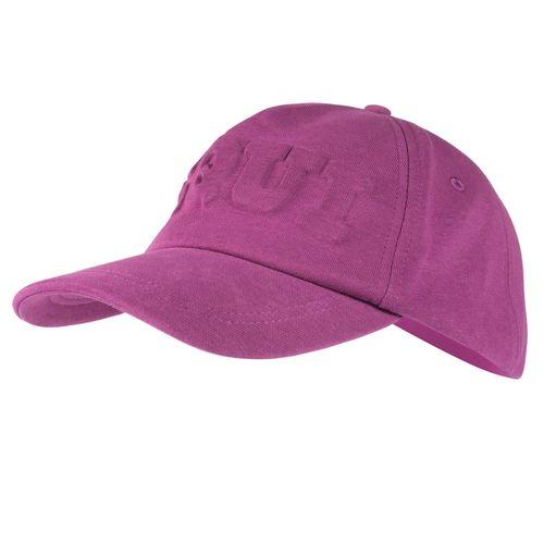 Horze Kids' Equi Cap - Eggplant Dark Purple