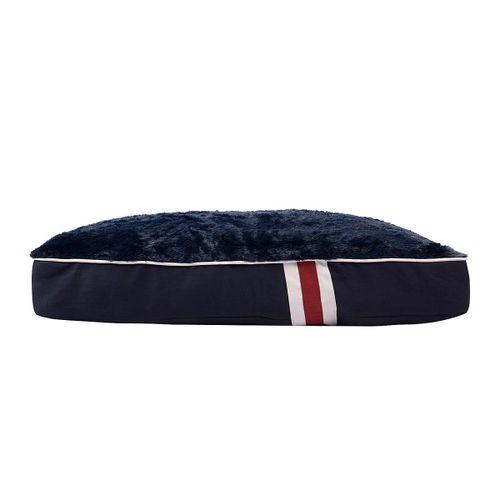 Halo Sam Rectangular Dog Bed - EC Navy