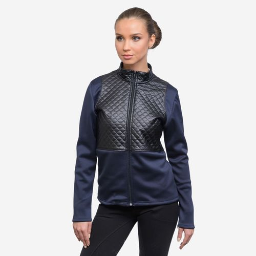 Cavalliera Women's Grace Jacket - Black/Navy Blue