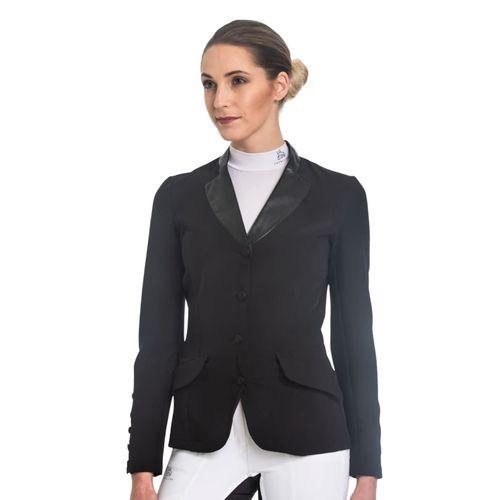 Cavalliera Women's Modern Class Show Jacket - Black