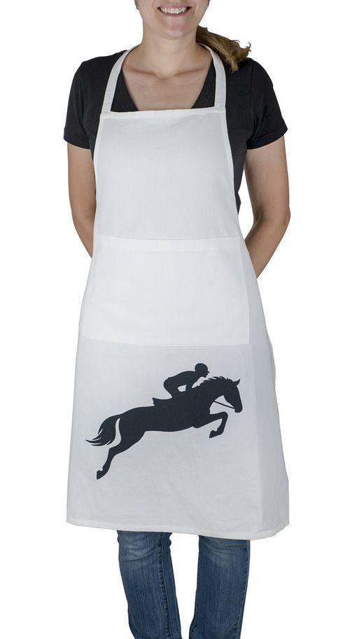 TuffRider Equestrian Themed Apron - Jumper