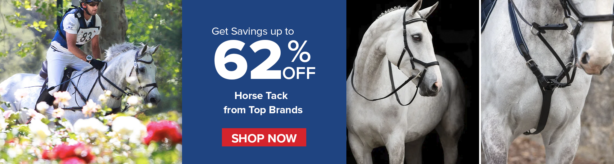 Horse Tack on Top Brands of Horse Tack