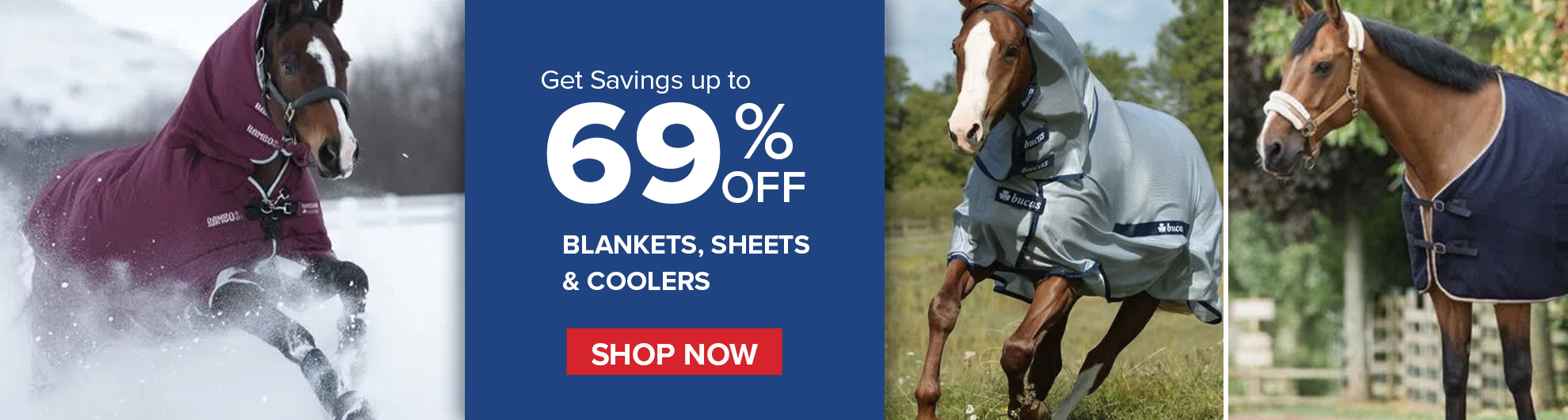 Blankets, Sheets & Coolers on Sale on Bit of Britain