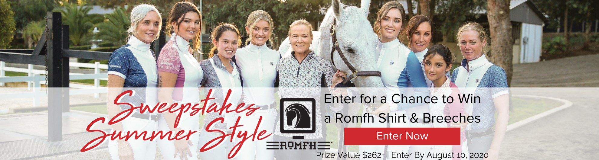 Enter the Summer Style Sweepstakes!