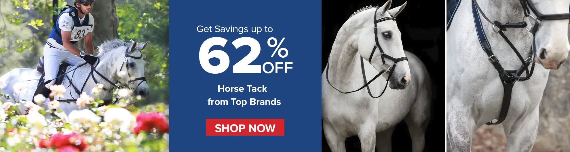 Shop for Top Brand Horse Tack on Bit of Britain