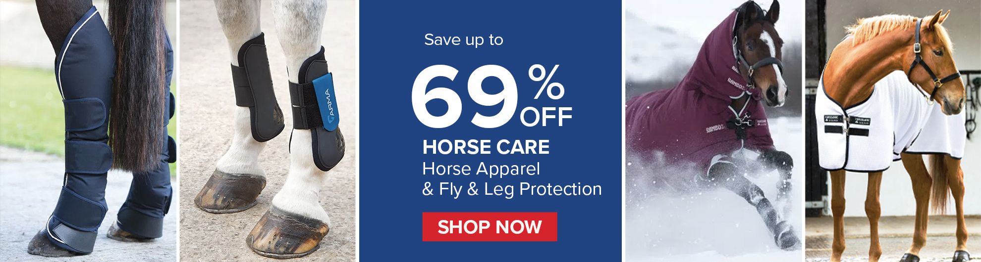 Shop or Horse Care Products on Bit of Britain