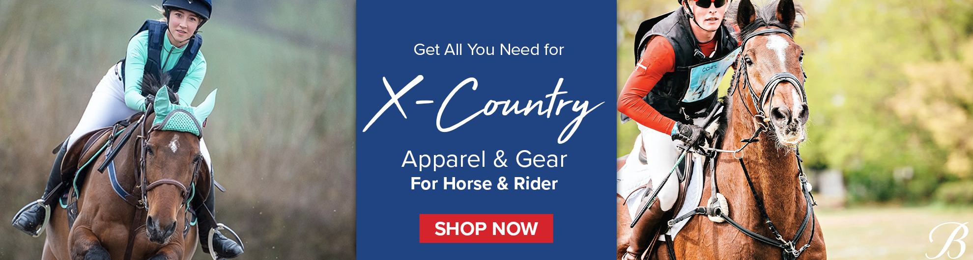 Cross Country Apparel and Gear for Horse and Rider