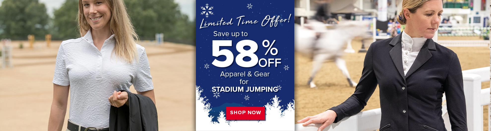 Christmas Clearance - Stadium