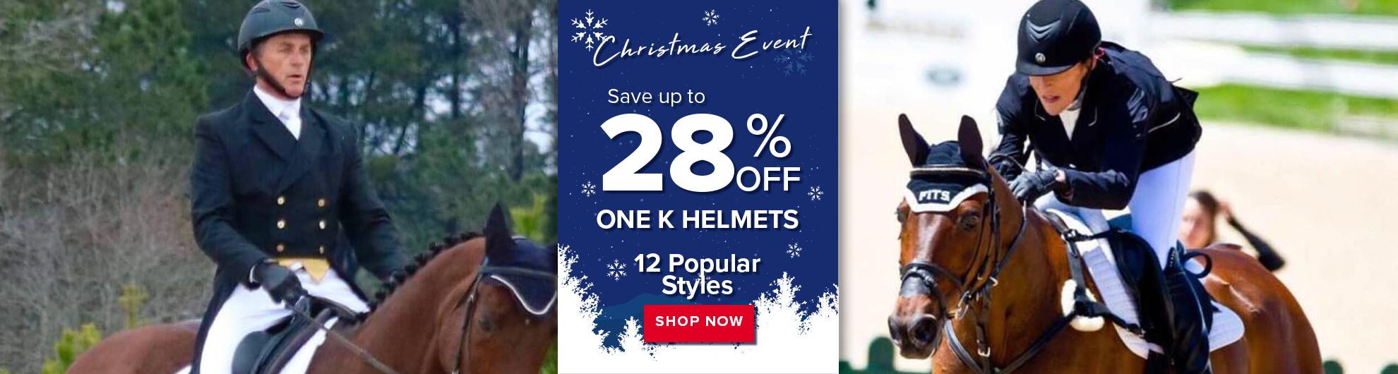 One K Helmet Sale
