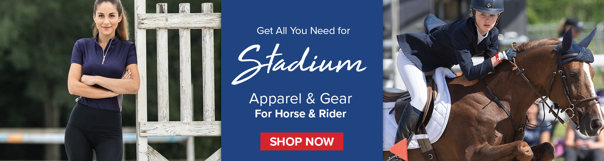 Apparel and Gear for Stadium Jumping