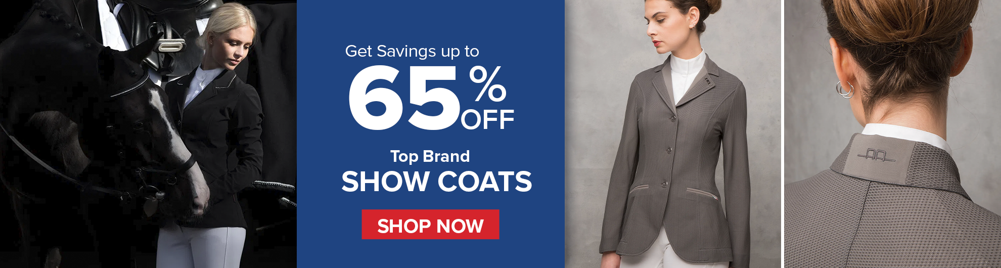 Show Jackets at great prices on Bit of Britain