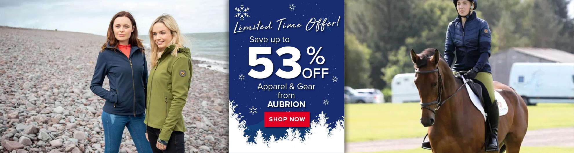 Christmas Clearance- Aubrion