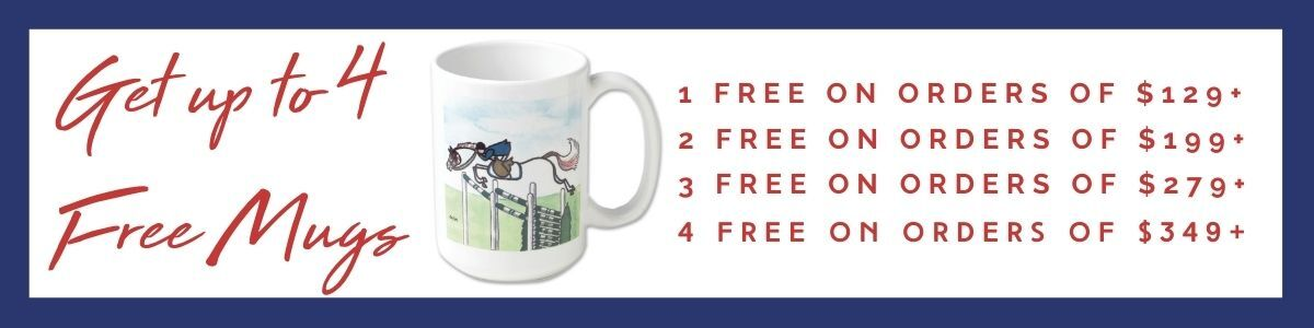 Free mugs with orders over $129