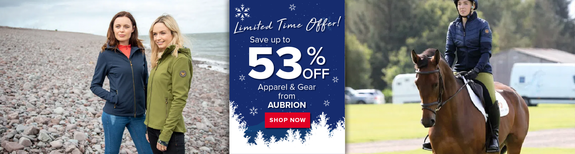 Aubrion Equestrian Apparel